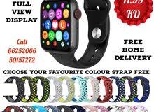Smart watch w26 full view display