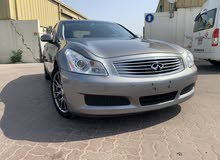 for sale Infinty G37s model2008 in good condition