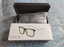 نظارة كمبيوتر ماركة شاومي نظارة جديدة مع كفالة
