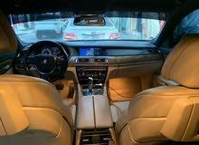 سيارة للبيع BMW740 LI موديل 2009