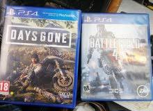 days gone battlefield 4