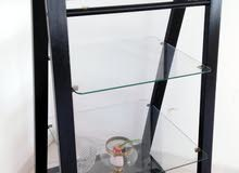 glass stand in a good condition