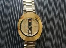 للبيع ساعة رادو كوبي رقم1 تعمل بشكل ممتاز
