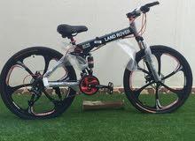 دراجة هوائية لند روفر Lind rover