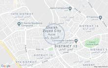 شقة للبيع كمبوند الخمايل الشيخ زايد