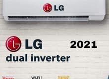 مكيفات 2021LG موفير طاقة 63%+++A كفاله عشر سنوات تركيب خلال ساعه