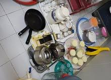 ادوات مطبخ متنوعه للبيع