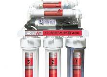 فلتر ماء تايواني بامتياز أمريكي نوعATSسبعة مراحل بسعر جمله((وصيانة فلاتر مياه))