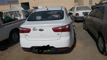White Kia Rio 2013 for sale