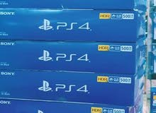 Playstation 4 New for sale. Limited time offer.