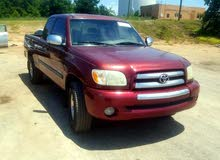 Automatic Maroon Toyota 2005 for sale