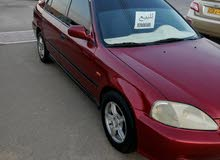 1999 Used Civic with Manual transmission is available for sale