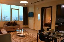 شقة سكنية فاخرة للبيع بمنطقة الجفير