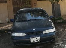 Manual Green Kia 1996 for sale
