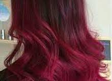 مادة القرمز لصبغ الشعر منتج رائع ومجرب