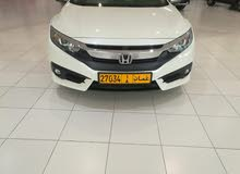 Honda civic 2018, 15k run, no.1 model, 70k free service