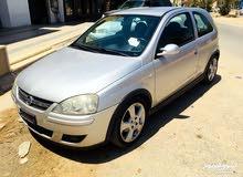 For sale Opel Corsa car in Tripoli