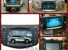 تحطيم اسعار شاشات لجميع السيارات العاديه , ((والاندرويد))