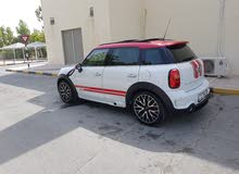 Mini cooper S countryman JCW 2016