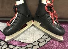 حذاء تزلج على الجليد