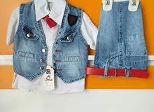 ملابس اطفال تركية بسعر مناسبة للجميع