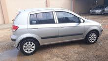 Grey Hyundai Getz 2004 for sale