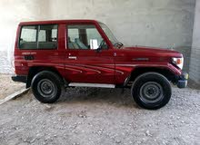 Toyota Land Cruiser J70 car for sale 2006 in Rustaq city