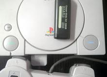 Used Playstation 1 video game console for sale
