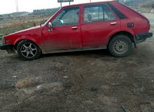 Red Mazda 323 1981 for sale