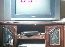 للبيع تلفزيون شغال ممتاز نوع KMC
