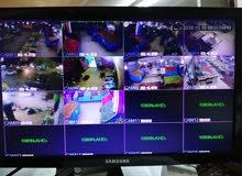 كاميرات مراقبة بأسعار حرق