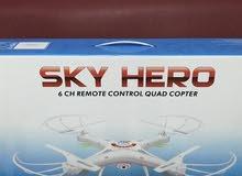 Sky hero  6 Ch remote control quad copter