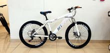 26 inch mountain bicycle