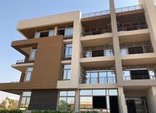 شقة للبيع في الشروق بكمباوند خلف الجامعه البريطانية