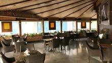 مطعم ومقهي بفندق 4نجوم