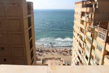 شقة بأبو قير 90 متر تري البحر ب 350 الف فقط !!!!!