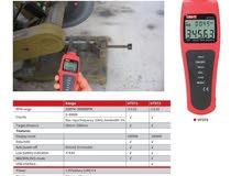 جهاز قياس سرعة دوران المحركات ومضخات