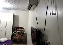 شقة وغرفة مفروشة للإيجار