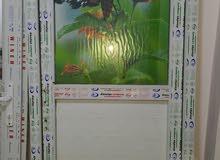 أبواب صيني العدد2 قياس 80×210 و70×210   العنوان ابي الخصيب حمدان   رقمي واتساب