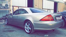 Mercedes Benz S 500 2001 For Sale