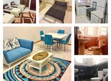 شقة مفروشة للايجار (اليومي ، الاسبوعي، الشهري)