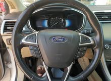 Ford Fusion 2013 For sale - White color