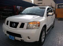 NISSAN ARMADA SE 2009 MODEL GCC 4X4WD FULLY OPTIONS