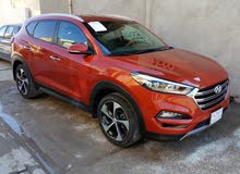 Hyundai Tucson 2016 For sale - Maroon color