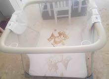 تخت اطفال ( للنوم واللعب )