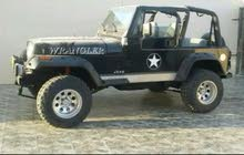 Used 1992 Jeep Wrangler for sale at best price