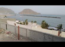 للبيع ارض راقية على ساحل البريقة ( 100٪)