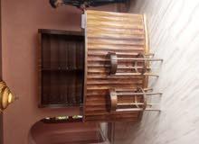 حين يمزج الخشب مع العظم او مع النحاس او مع الرخام يعطينا لوحات فتية نادرة