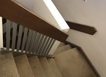 للايجار بيت طابقين في مدينه حمد ... For rent house 2 floor in Hamad City