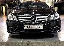 Mercedes E250 2010 (Coupe)